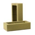 Лего кирпич (Т-Блок) для пролётов заборов
